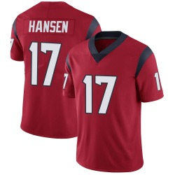 Nike Chad Hansen Houston Texans Youth Limited Red Alternate Vapor Untouchable Jersey
