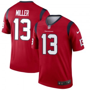 Nike Braxton Miller Houston Texans Youth Legend Red Jersey